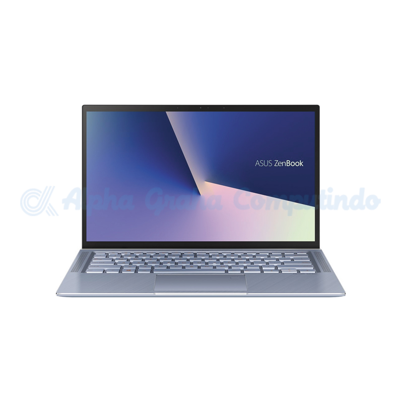 Asus   ZenBook 14 UM431DA-AM501T R5-3500U 8GB 512GB Fingerprint Win10 - Silver Blue