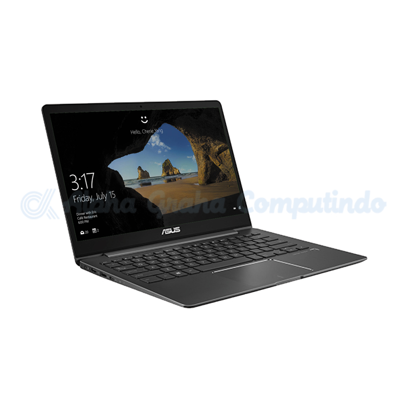 Asus  ZenBook 13 UX331UN-EG104T i5-8250U MX150 256GB 8GB Fingerprint [90NB0GY2-M02360/Win10] Grey Metal