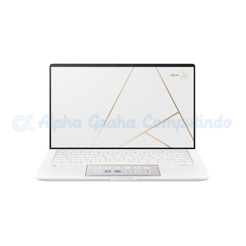 Asus  ZenBook 13 UX334FL-30TH i7-8565U 16GB 1TB MX250 Fingerprint Win10 - Leather White
