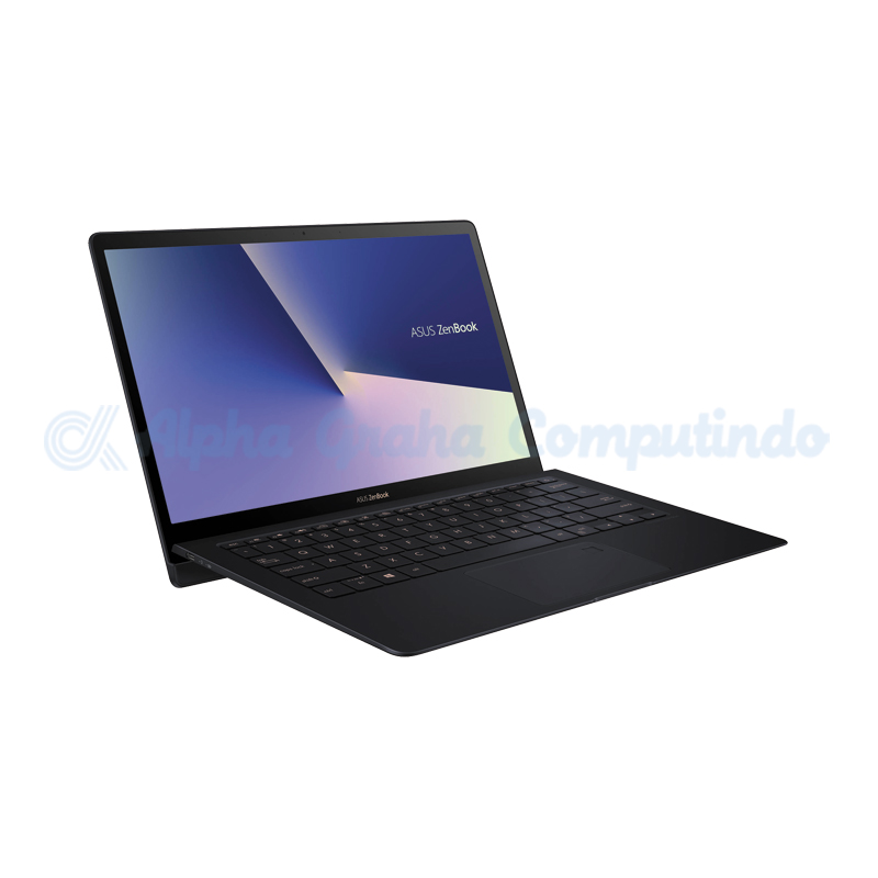 Asus  ZenBook S UX391UA-ET025T i7-8550U 512GB 16GB Fingerprint [90NB0D93-M00550/Win10] Deep Dive Blue