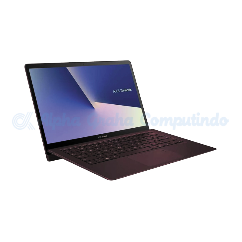 Asus  ZenBook S UX391UA-ET026T i7-8550U 512GB 16GB Fingerprint [90NB0D94-M04860/Win10] Red