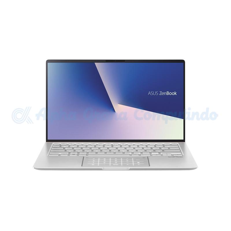 Asus  ZenBook 14 UX433FAC-A502T i5-10210U 8GB 512GB Win10 - Icicle Silver
