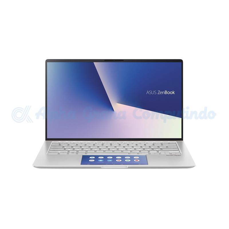Asus  ZenBook 14 UX434FLC-A702T i7-10510U 16GB 1TB MX250 Win10 - Icicle Silver