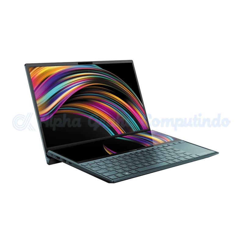 Asus  ZenBook Duo UX481FA-BM036T i5-10210U 8GB 512GB Win10 - Celestial Blue