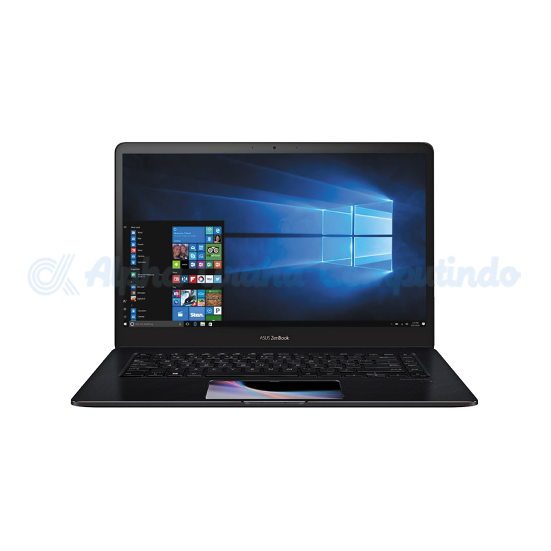 Asus  ZenBook Pro 15 UX580GD-E2045T i7-8750H 16GB 1TB GTX 1050 Win10 15.6-inch Touch Deep Dive Blue [90NB0I73-M00880]