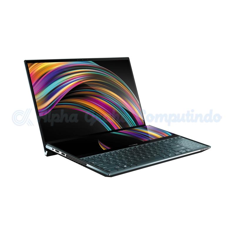 Asus  ZenBook Pro Duo UX581GV-H2041R i9-9980HK 32GB 1TB RTX 2060 Touchscreen Win10 Pro - Celestial Blue