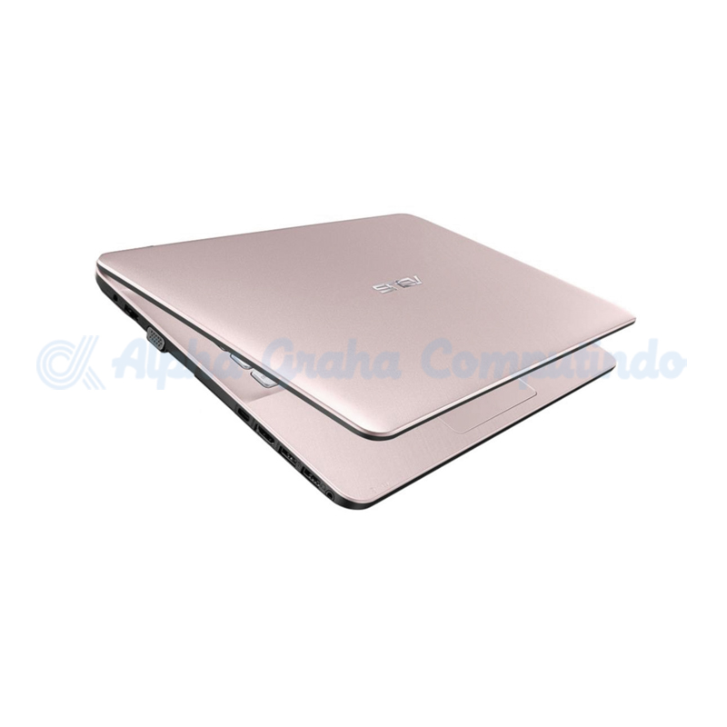 Asus Laptop X441UB-GA503T i5-8250U 4GB 1TB MX110 Win10 - Rose Gold
