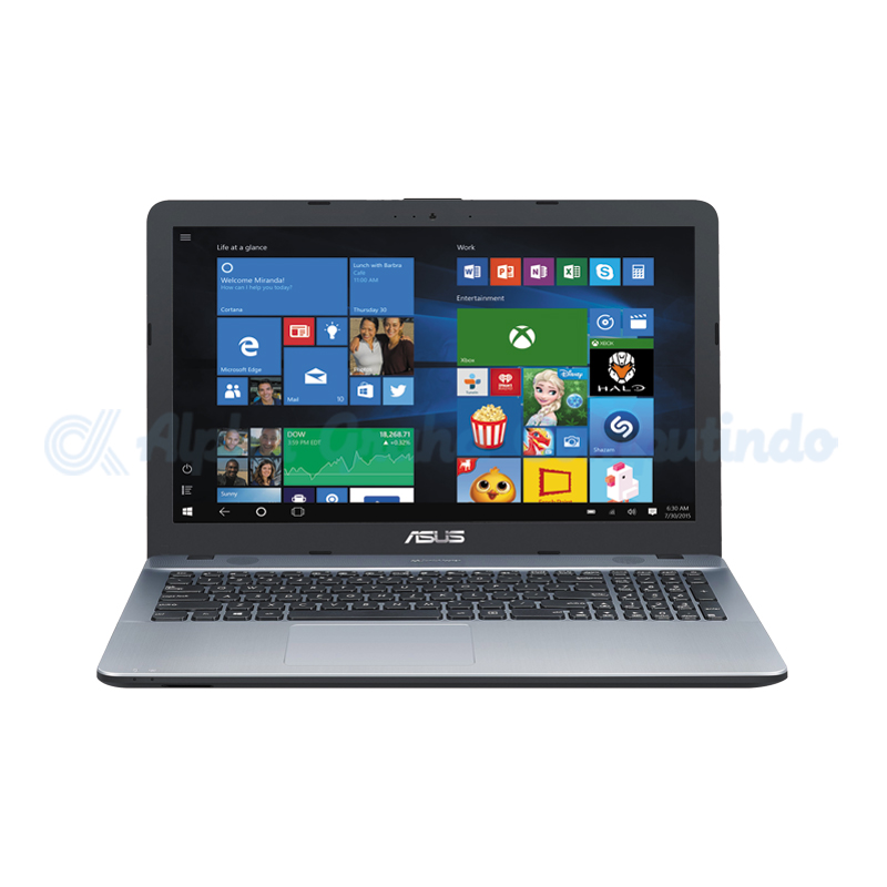 Asus Notebook X441UB-GA312T i3-7020U 4GB 1TB MX110 Win10 14-inch Silver [90NB0ID2-M00860]