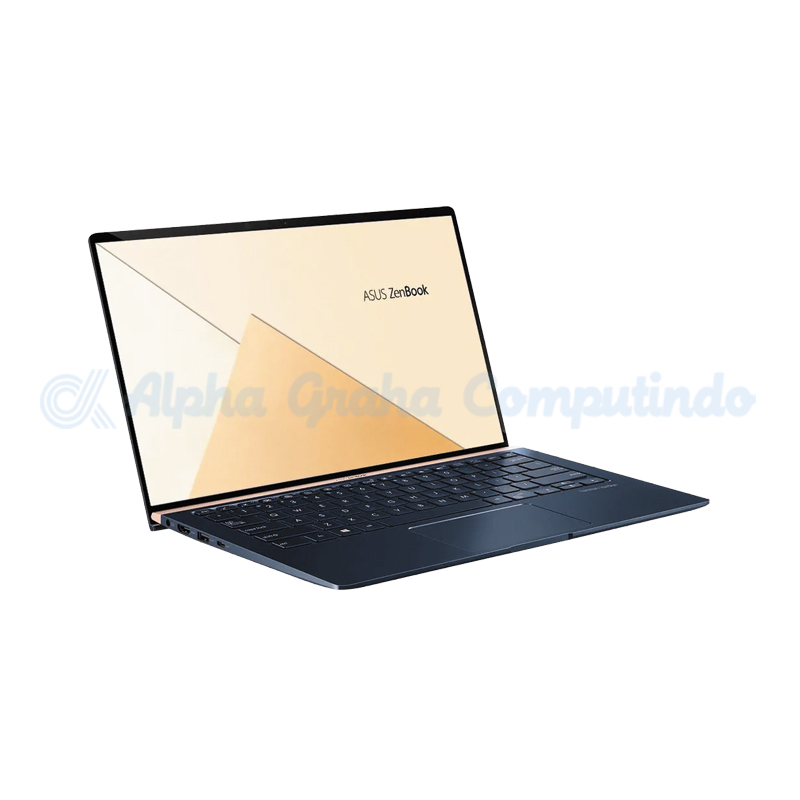 Asus  ZenBook 14 UX433FA-A5801T i5-8265U 8GB 256GB Win10 14-inch Royal Blue [90NB0JR2-M01240]