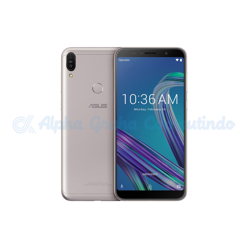 Asus   ZenFone Max Pro M1 Meteor Silver 3/32 [ZB602KL]