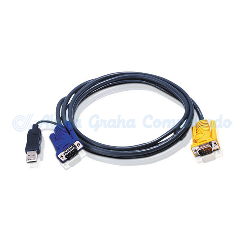 ATEN   USB KVM Cables 11.8m for (CS1208A/1216A) [2L-5202UP]