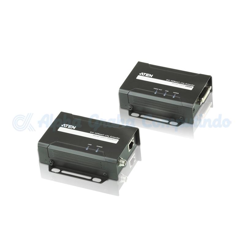 ATEN  DVI HDBaseT-Lite Extender (1080p@70m) (HDBaseT Class B) [VE601-AT-G]