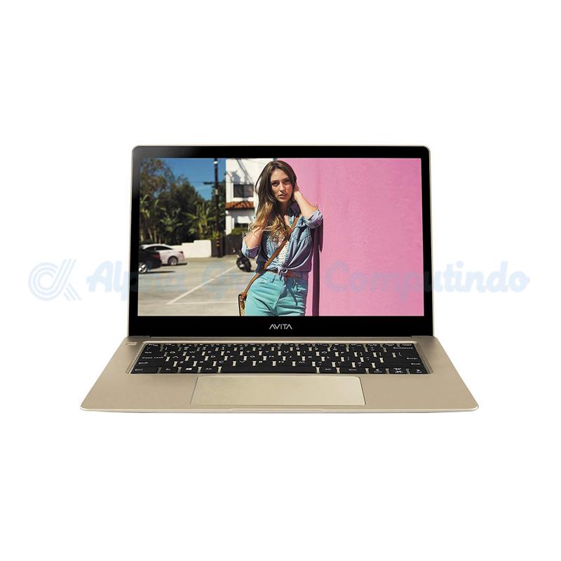 AVITA  Liber 13.3-inch i3-8130U 8GB 128GB Champagne Gold [NS13A2ID044P/Win10 Home]