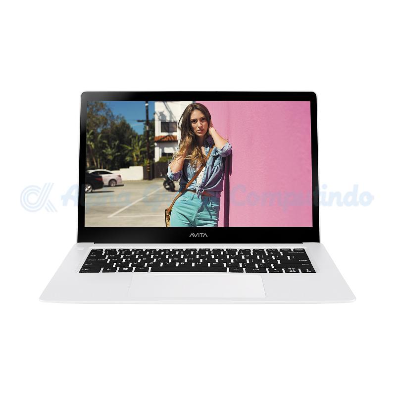 AVITA Liber 14-inch N4000 4GB 128GB Win10 Pearl White [NS14A2ID064P]