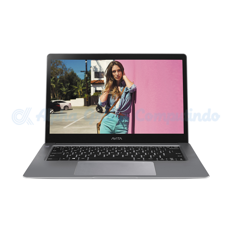 AVITA Liber 14-inch N4000 4GB 128GB Win10 Space Grey [NS14A2ID063P]