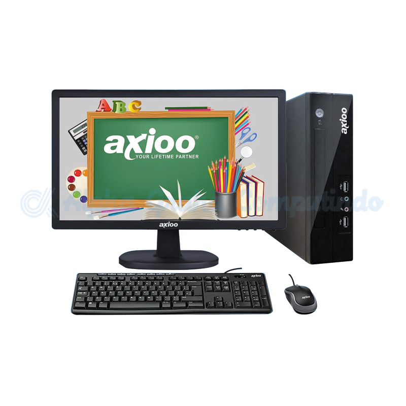 Axioo Mini PC XC-7100MD i3-7100 4GB 500GB Win10