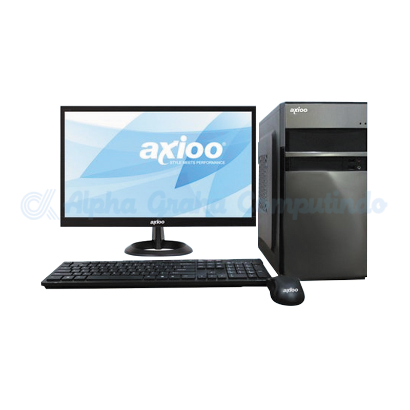 Axioo PC Client XC-7100W10 i3-7100 4GB 500GB Win10