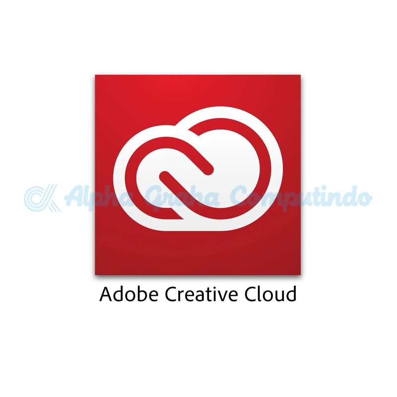 Adobe  Creative Cloud for teams All Apps 1 Year Subscription Level 1 (1 - 9) GOV [65297751BC01A12]