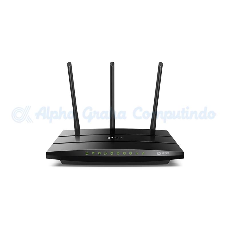 TP-LINK   AC1200 Dual-Band Wi-Fi Gigabit Router [Archer C1200]
