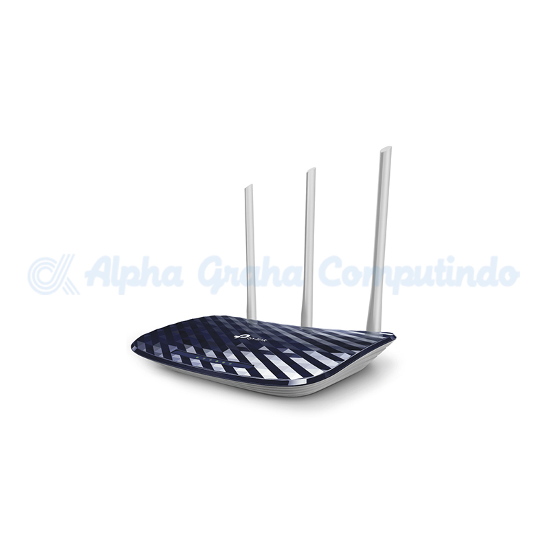 TP-LINK   AC750 Dual-Band Wi-Fi Router [Archer C20]