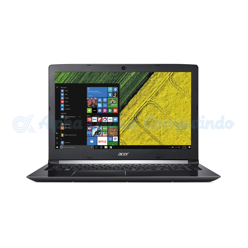 Acer  Aspire 5 (A515-41G) FX-9800P 8GB 1TB Endless OS Black