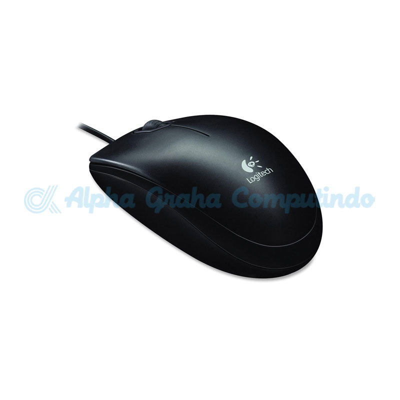 Logitech  Wired Optical Mouse B100 [910-001439]