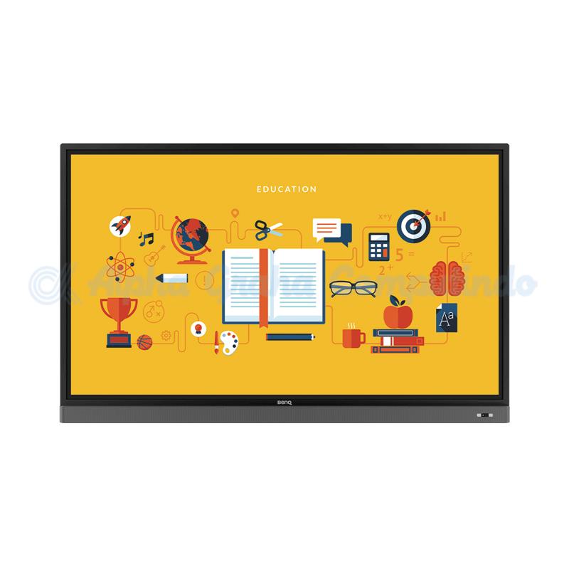 BENQ  86-inch 4K UHD Education Interactive Flat Panel Display [RM8601K]