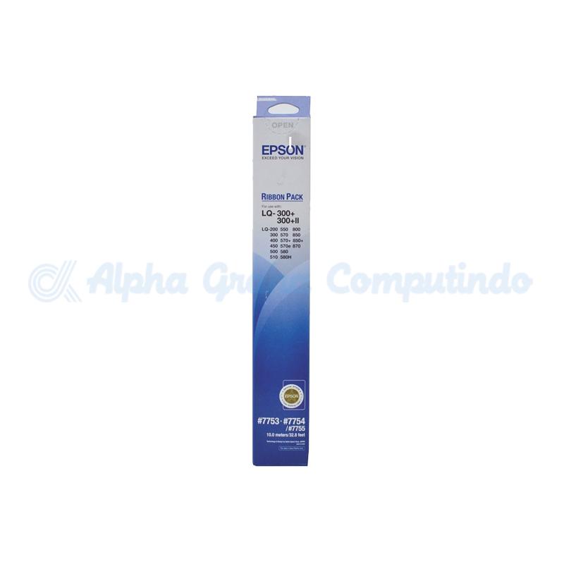 EPSON   Ribbon Pack 7755 [C13S010023/C13S010066]