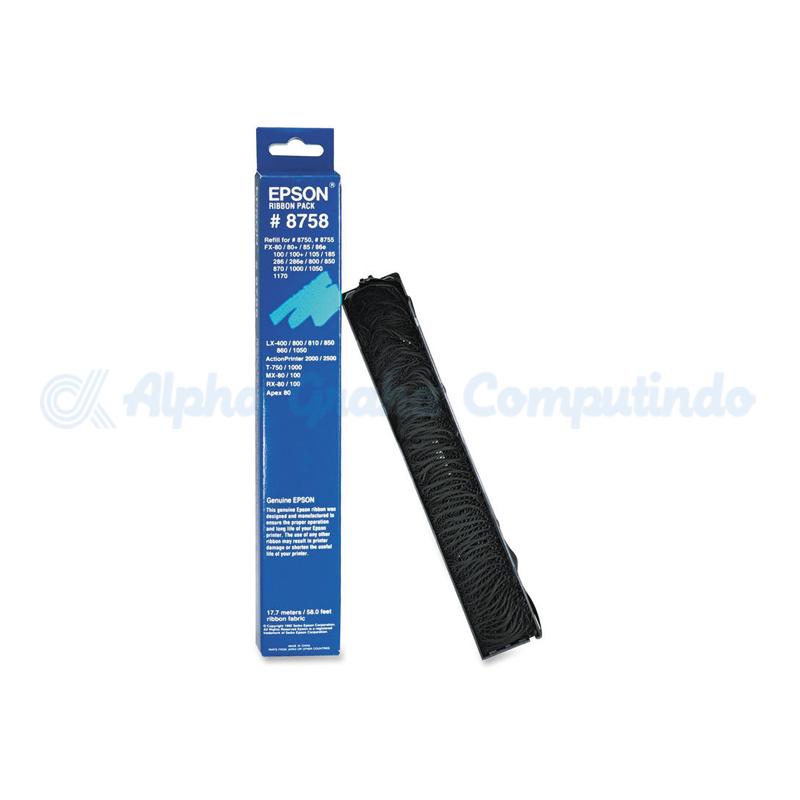 EPSON  Ribbon Pack 8758 [C13S010024/C13S010068]
