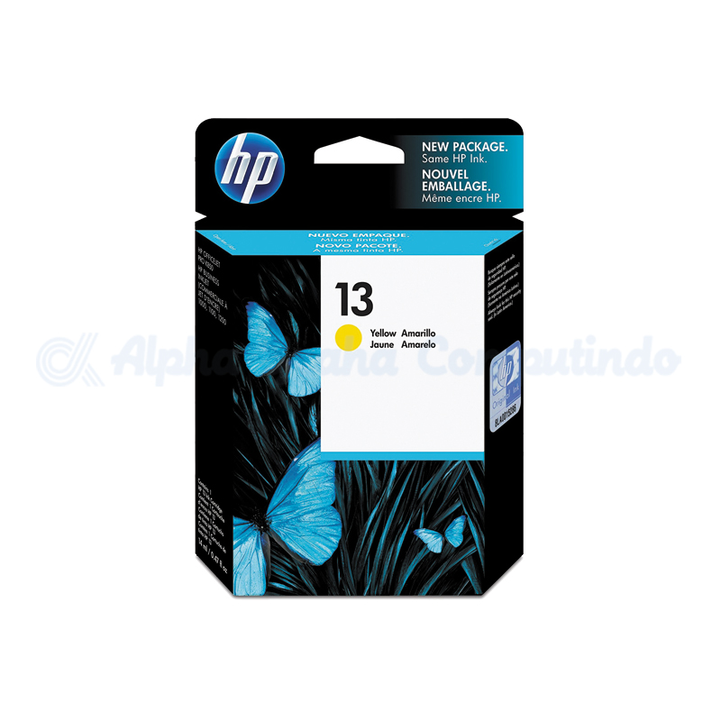 HP 11 Yellow Ink Cartridge [C4838A]