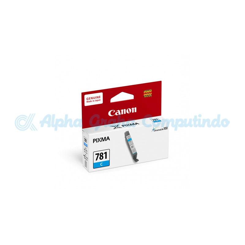 Canon Ink Cartridge CLI-781 Cyan [CLI-781C]