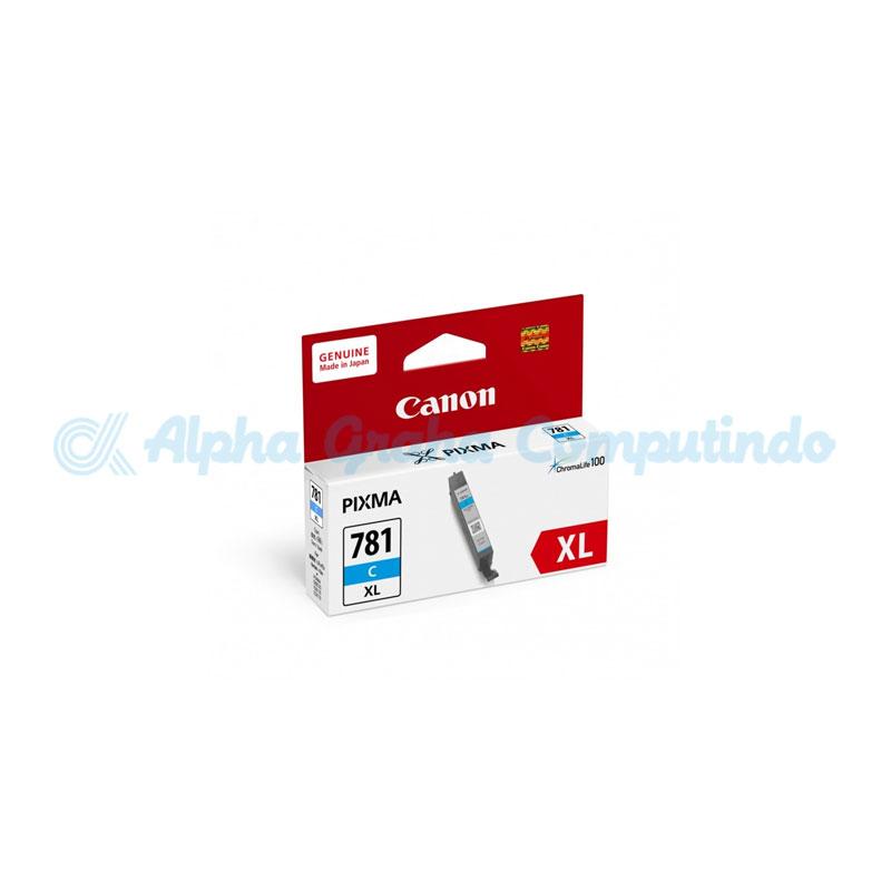 Canon Ink Cartridge CLI-781 Cyan XL [CLI-781C-XL]