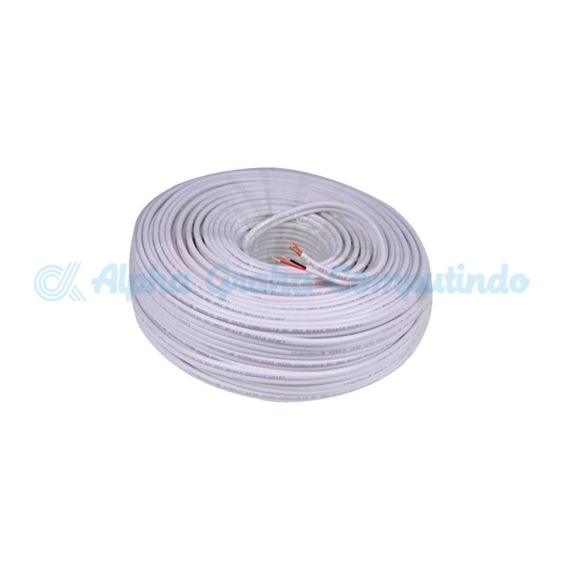 NATHANS COAXIAL CABLE RG6 POWER 50 Meter [CABLERG6-50M]