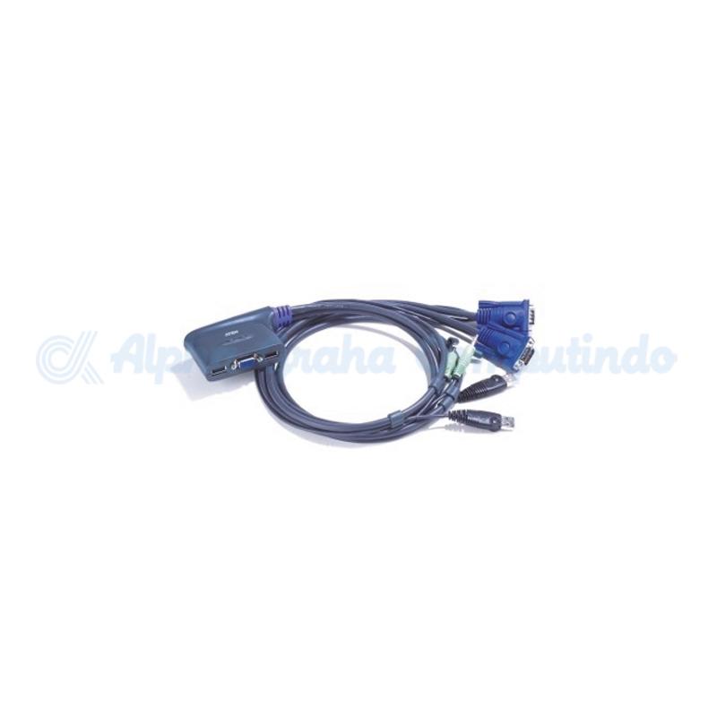 ATEN   CABLE USB KVM [CS62US]