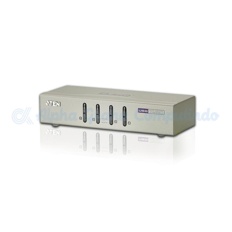 ATEN  DESKTOP SLIM PS/2 & USB KVM [CS74U]