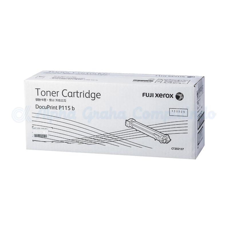 Black Print Cartridge (1.0K) [CT202137]