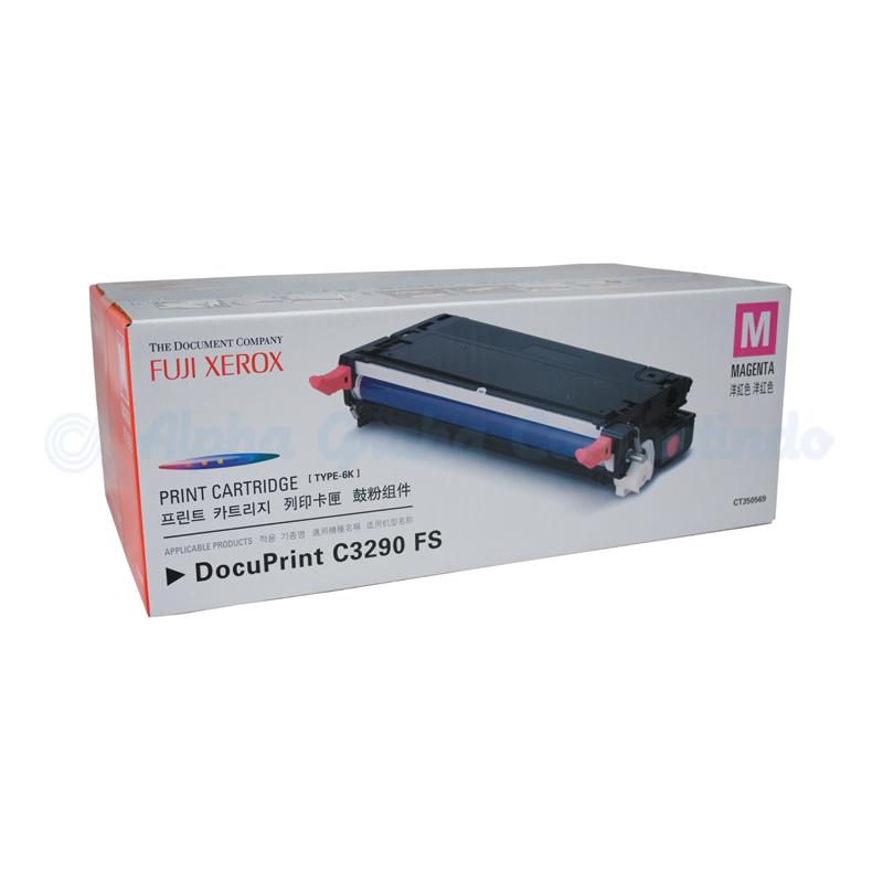 Magenta Print Cartridge (6K*) [CT350569]