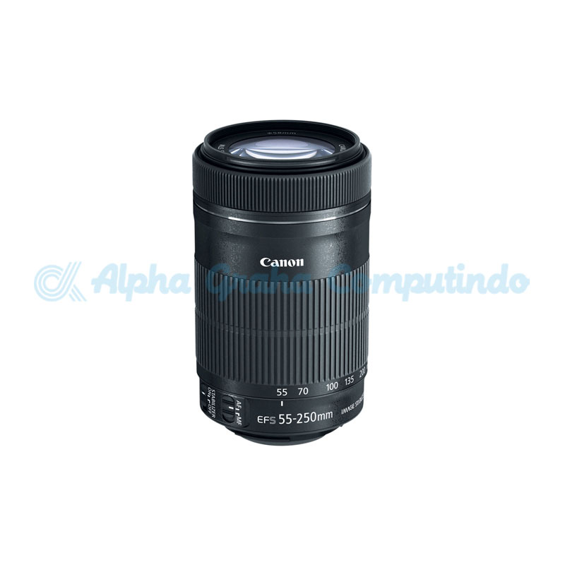 Canon   Lens EF-S 55-250mm f4-5.6 IS STM