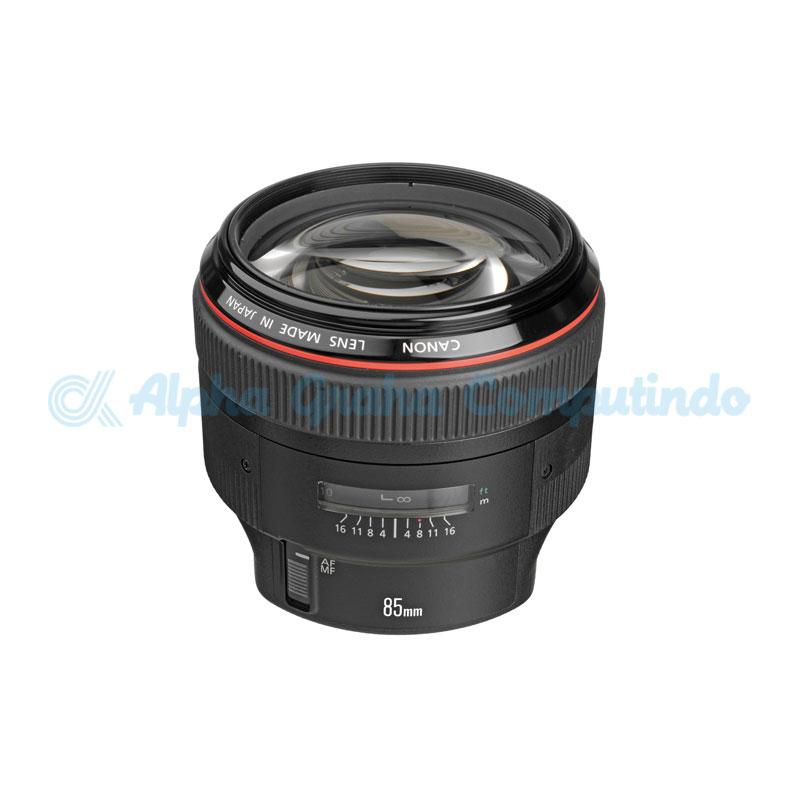 Canon  Lens EF85mm f1.2L II U