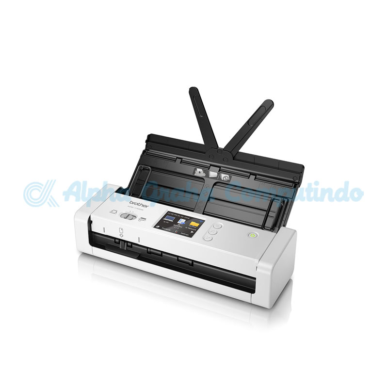 BROTHER   Compact Wireless Document Scanner ADS-1700W