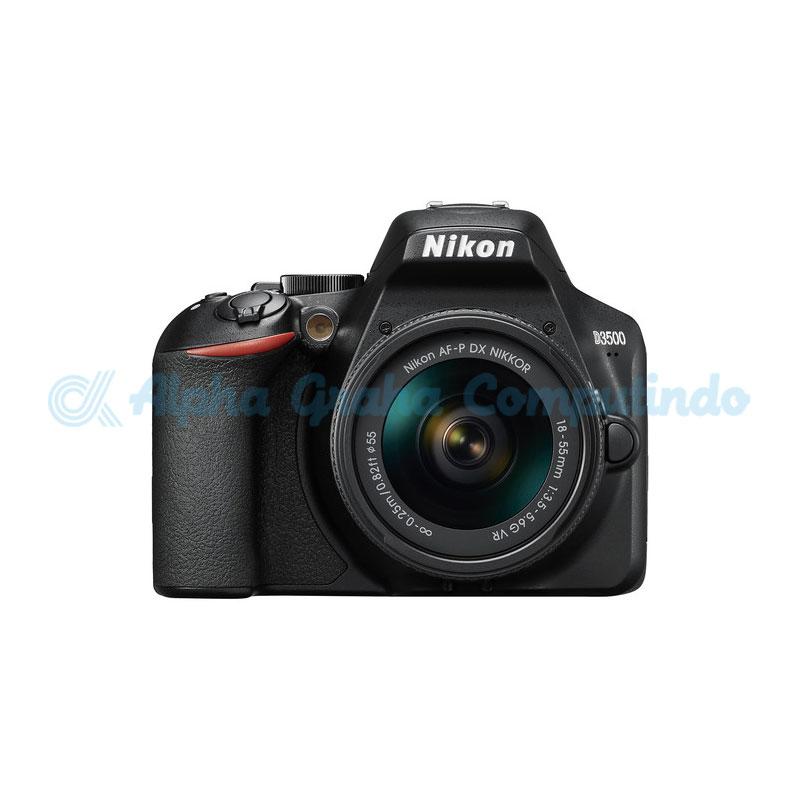 NIKON  D3500 Kit AF-P DX 18-55mm G VR