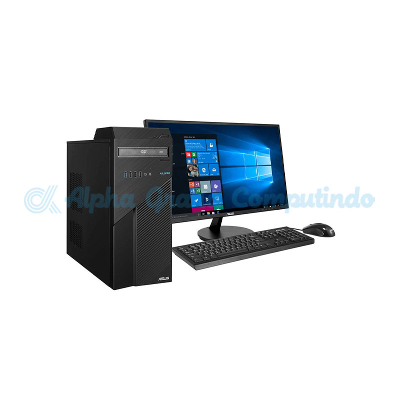 Asus Desktop D540MC-I34100001W i3-8100 4GB 1TB [Win10 Pro]
