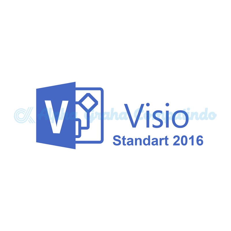Microsoft   [Visio Standard]Visio Standard 2016 Government OLP 1License NoLevel [Government][D86-05728]