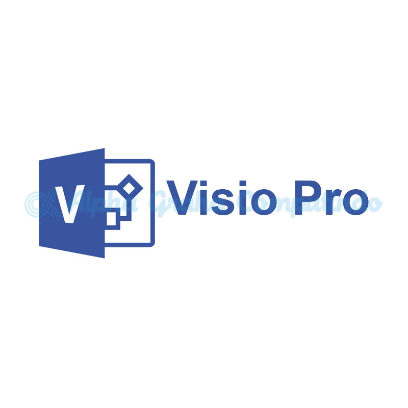 Microsoft  [Visio Professional]Professional Sngl License/SoftwareAssurancePack Academic OLP 1License NoLevel[Pendidikan][D87-01124]