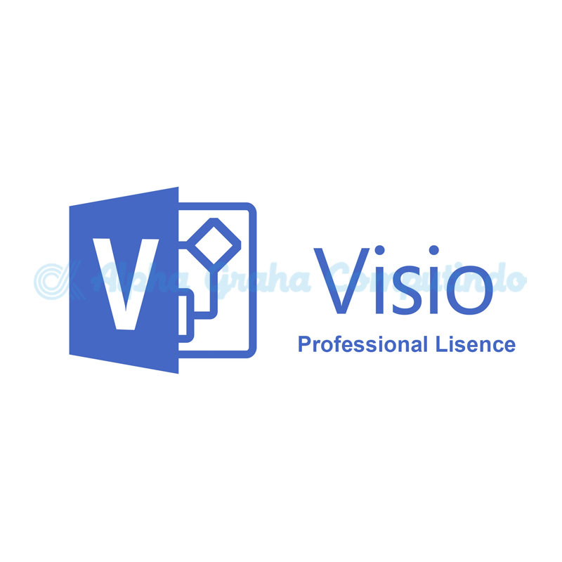 Microsoft  [Visio Professional]Visio Professional License/SoftwareAssurancePack Government OLP 1License NoLevel [Government][D87-02285]