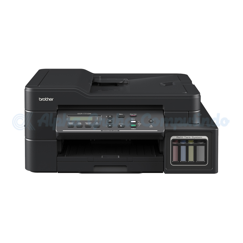 BROTHER    Inkjet Multifunction [DCP-T710W]