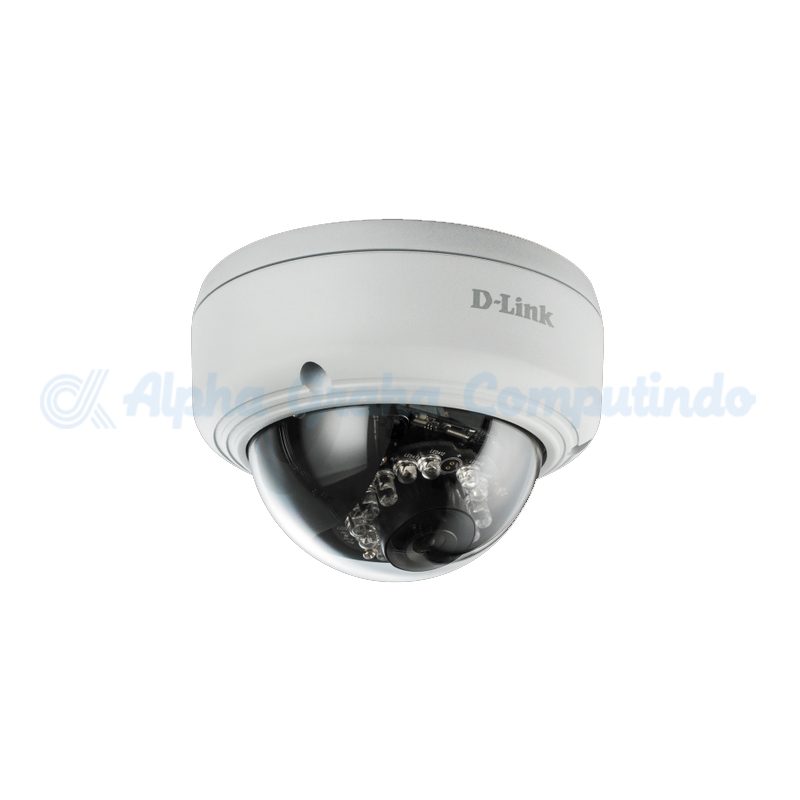 D-link  Full HD PoE Dome Camera [DCS-4603/UP]