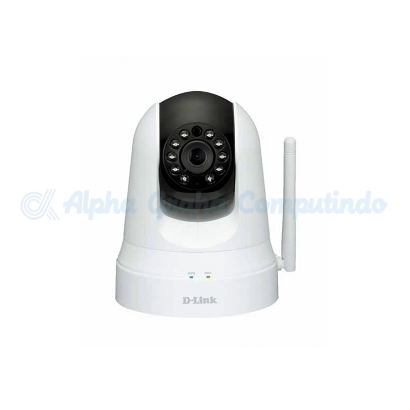 D-link  Cloud Wireless PTZ Infrared IP Camera [DCS-5020L]