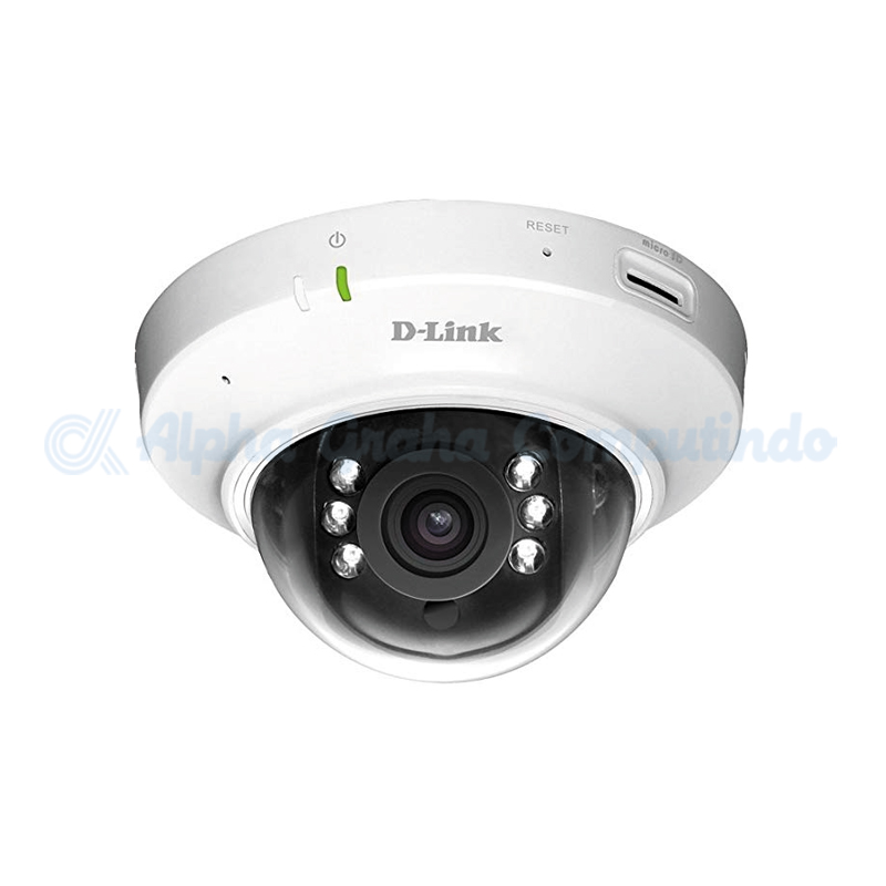 D-link  HD PoE Mini Dome Cloud Camera [DCS-6004L]