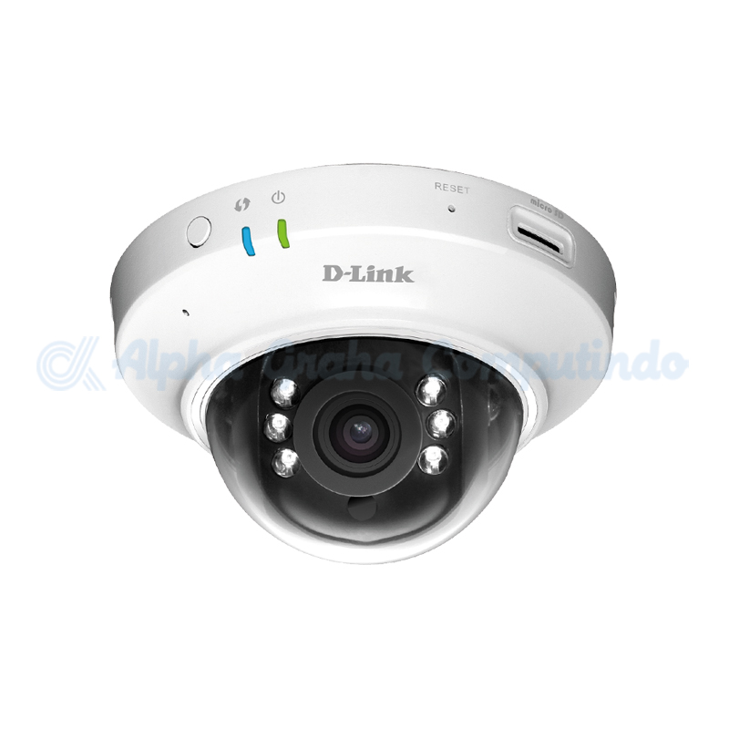 D-link  HD Dome Network Camera [DCS-6005L]